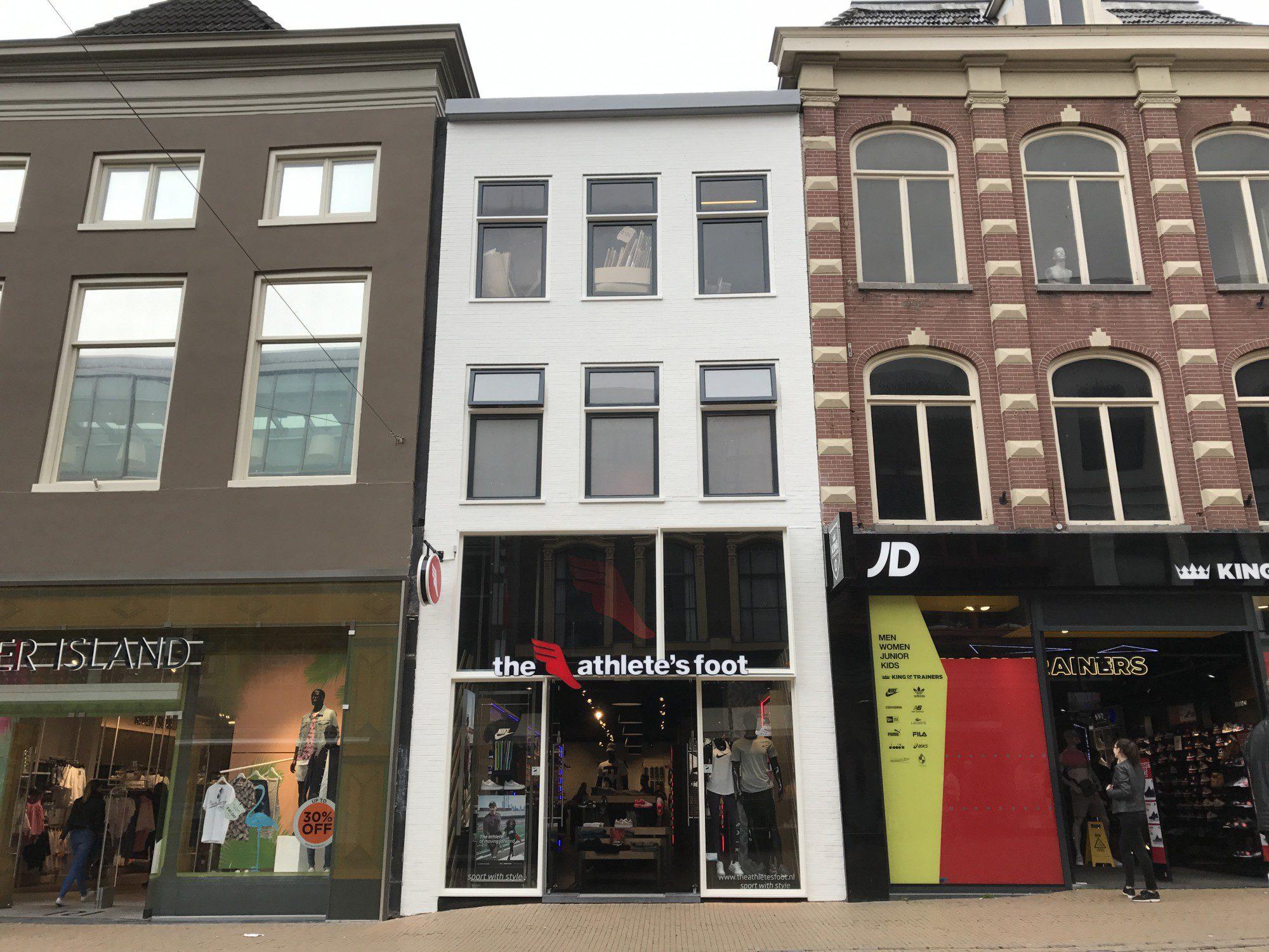 Sax Architecten Herestraat Groningen