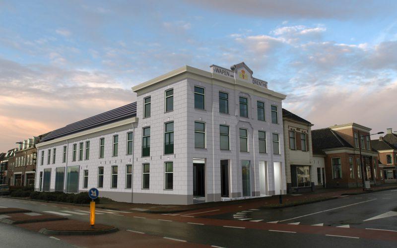 Sax Architecten - Het Wapen van Drenthe