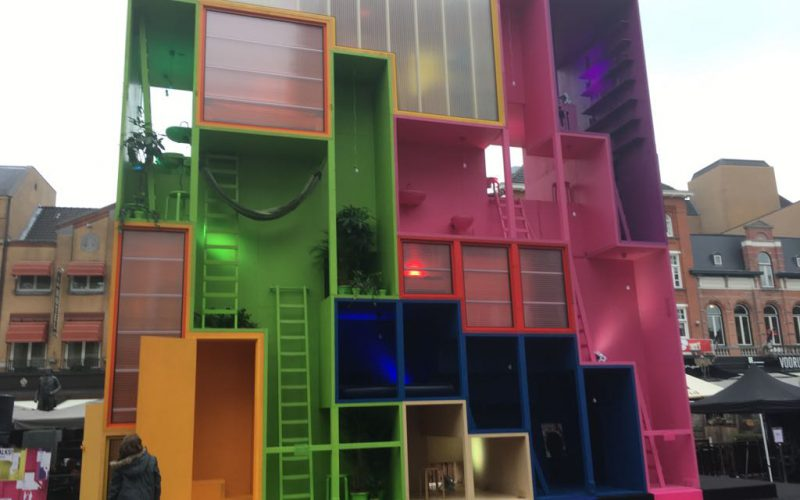 Sax Architecten op de DDW Dutch Design Week