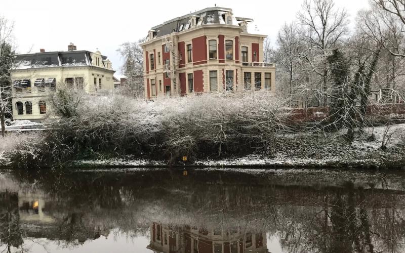 Sax Architecten winter 2017 Groningen