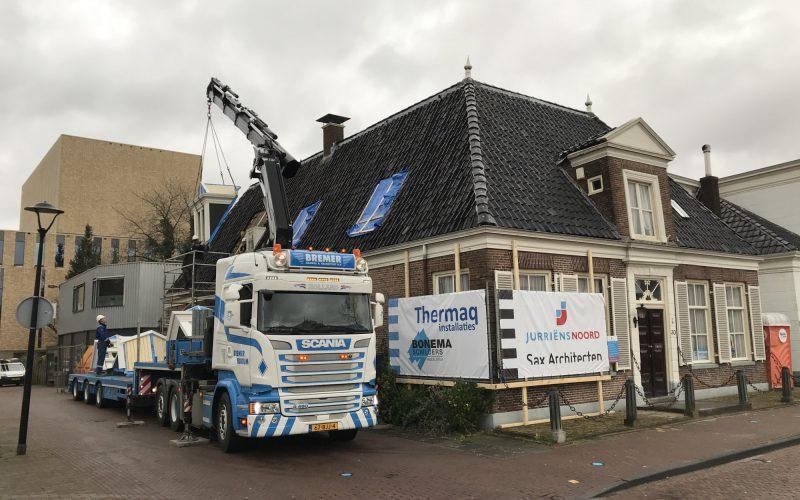 Vaart Assen Sax Architecten Groningen