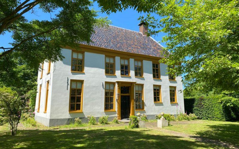 Pastorie woonhuis Scheemda